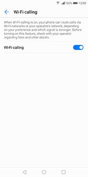 Huawei Mate 10 Pro - WiFi - Enable WiFi Calling - Step 9
