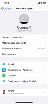 Apple iPhone 11 Pro - Aller plus loin - Gérer vos données depuis le portable - Étape 11