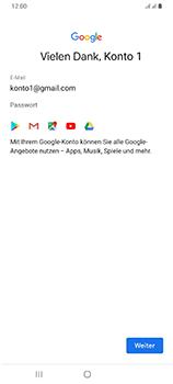 Samsung Galaxy A70 - Apps - Einrichten des App Stores - Schritt 18