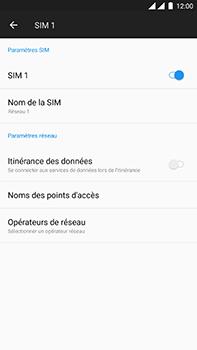OnePlus 3 - Android Oreo - Internet - Désactiver du roaming de données - Étape 7