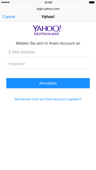 Apple iPhone 6 Plus - E-Mail - Konto einrichten (yahoo) - 6 / 10