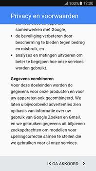 Samsung Galaxy J7 (2016) (J710) - apps - account instellen - stap 16