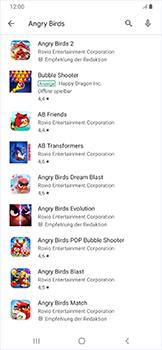 Samsung Galaxy A50 - Apps - Herunterladen - Schritt 16
