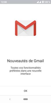 Crosscall Core M4 - E-mails - Ajouter ou modifier votre compte Gmail - Étape 4