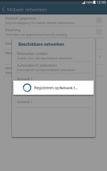 Samsung Galaxy Tab 4 (T335) - Netwerk - Handmatig netwerk selecteren - Stap 14