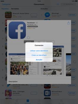 Apple iPad 3 iOS 9 - Applications - configuration de votre store d