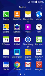 Samsung G318H Galaxy Trend 2 Lite - SMS - Manuelle Konfiguration - Schritt 4