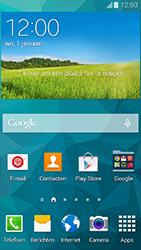 Samsung Galaxy K Zoom 4G (SM-C115) - WiFi - Handmatig instellen - Stap 1