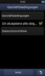 Samsung Wave 3 - Apps - Konto anlegen und einrichten - 0 / 0