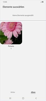 Samsung Galaxy A50 - MMS - Erstellen und senden - Schritt 21