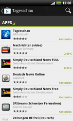 HTC A9191 Desire HD - Apps - Herunterladen - Schritt 6
