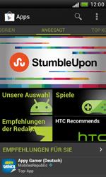 HTC Desire X - Apps - Herunterladen - 18 / 25