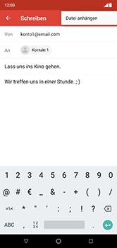 Nokia 6.1 Plus - E-Mail - E-Mail versenden - 10 / 17