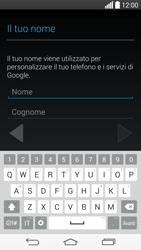 LG G3 - Applicazioni - Configurazione del negozio applicazioni - Fase 5