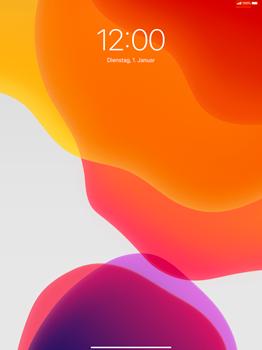 Apple iPad Pro 12.9 (2nd gen) - iPadOS 13 - Gerät - Einen Soft-Reset durchführen - Schritt 4