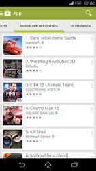 Sony Xperia Z3 - Applicazioni - Installazione delle applicazioni - Fase 11