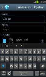 Samsung I8190 Galaxy S III Mini - Internet - Internetten - Stap 5