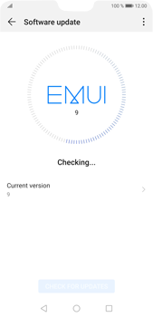 Huawei P20 Pro Android Pie - Device - Software update - Step 6
