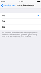 Apple iPhone 5 mit iOS 9 - Netzwerk - Netzwerkeinstellungen ändern - Schritt 5