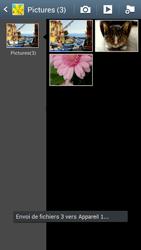 Samsung Galaxy Note 2 - Photos, vidéos, musique - Envoyer une photo via Bluetooth - Étape 13