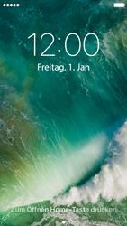 Apple iPhone 5s iOS 10 - Gerät - Einen Soft-Reset durchführen - Schritt 4