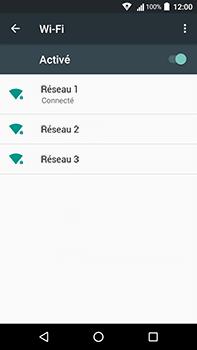 Acer Liquid Zest 4G Plus - Wi-Fi - Accéder au réseau Wi-Fi - Étape 8