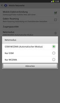 Samsung T211 Galaxy Tab 3 7-0 - Netzwerk - Netzwerkeinstellungen ändern - Schritt 7