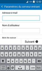 Samsung G388F Galaxy Xcover 3 - E-mail - configuration manuelle - Étape 8