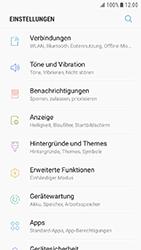 Samsung G390F Galaxy Xcover 4 - Netzwerk - Netzwerkeinstellungen ändern - Schritt 4