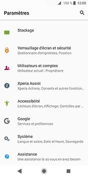 Sony Xperia XZ2 - Appareil - Mises à jour - Étape 5