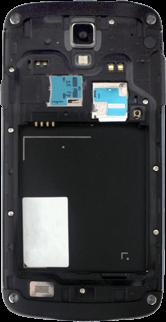 Samsung I9295 Galaxy S4 Active - SIM-Karte - Einlegen - Schritt 7