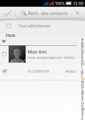Alcatel OT-4015X Pop C1 - Contact, Appels, SMS/MMS - Envoyer un MMS - Étape 7