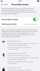 Apple iPhone 7 - iOS 13 - Internet - Stel mobiele hotspot in - Stap 8