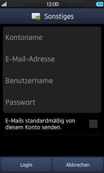Samsung S8500 Wave - E-Mail - Konto einrichten - Schritt 7