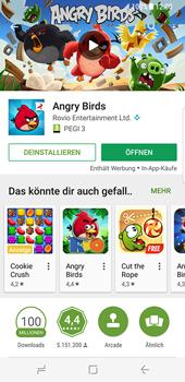 Samsung Galaxy S8 - Apps - Installieren von Apps - Schritt 18