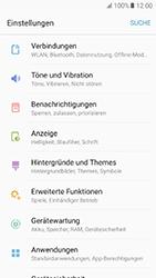 Samsung Galaxy A5 (2017) - Netzwerk - Manuelle Netzwerkwahl - Schritt 4