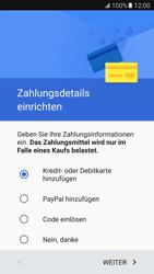 Samsung Galaxy S7 - Apps - Konto anlegen und einrichten - 1 / 1