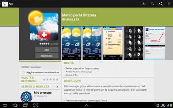 Samsung Galaxy Tab 2 10.1 - Applicazioni - Installazione delle applicazioni - Fase 17
