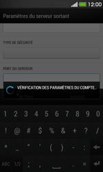HTC Desire 500 - E-mail - Configuration manuelle - Étape 19