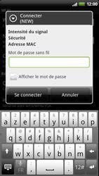 HTC Z710e Sensation - Wifi - configuration manuelle - Étape 6