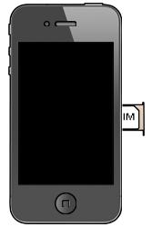 Apple iPhone 4 - SIM-Karte - Einlegen - 5 / 7