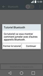 LG H320 Leon 3G - Bluetooth - connexion Bluetooth - Étape 7