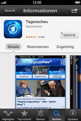 Apple iPhone 4 - Apps - Herunterladen - 6 / 20