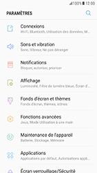 Samsung G930 Galaxy S7 - Android Nougat - Réseau - Changer mode réseau - Étape 4