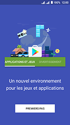 Acer Liquid Z6 Dual SIM - Applications - configuration de votre store d