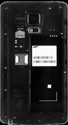 Samsung Galaxy Note Edge - SIM-Karte - Einlegen - 2 / 2
