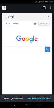 Huawei Y7 (2018) - Internet und Datenroaming - Verwenden des Internets - Schritt 18