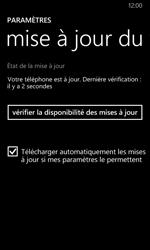 Nokia Lumia 635 - Logiciels - Installation de mises à jour - Étape 7