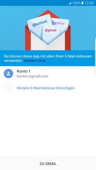 Samsung Galaxy S6 edge+ - E-Mail - Konto einrichten (gmail) - 16 / 19