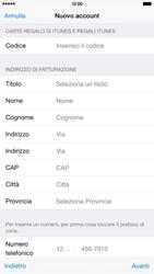 Apple iPhone 6 Plus - iOS 8 - Applicazioni - Configurazione del negozio applicazioni - Fase 20